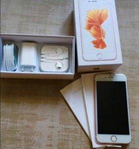 Айфон 6s 16gb новый