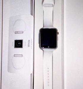 Smart watch G10D white новые