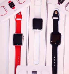 Часы телефон новые