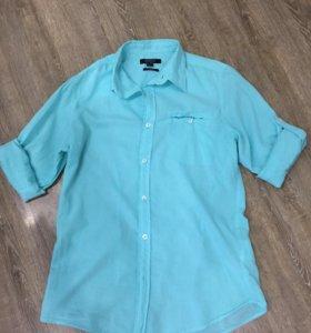 Рубашка хлопок, легкая