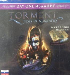 Torment Tides of Numenera PS4 / Обмен