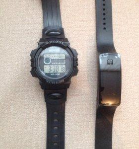 Мужские наручные часы новые