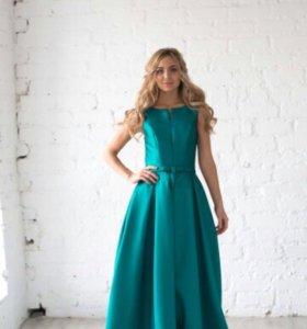 Атласное платье 👗