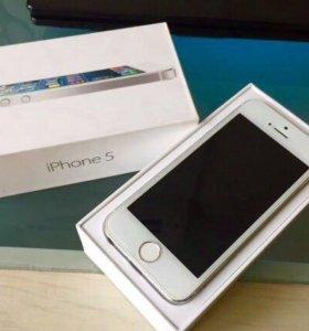 Айфон 5 16gb новый
