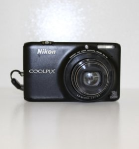 Фотоаппарат Nikon Goolpix S6500