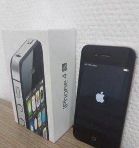 Айфон 4s 16гб новый