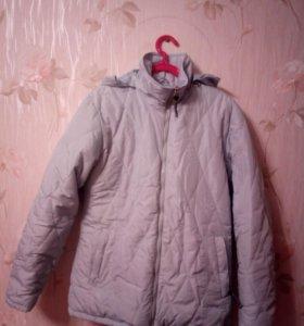 Куртка зимняя р-р 46-48