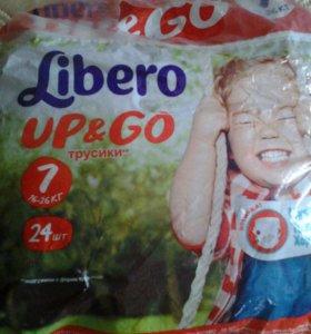 Трусики Libero 7