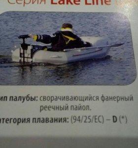 Надувная лодка Badger
