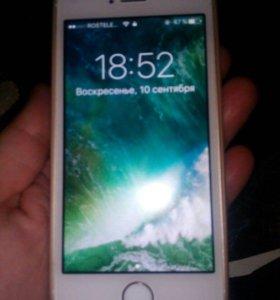 Продам айфон 5s 32