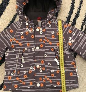 Куртка демисезонная Reima Tec 80(+6)