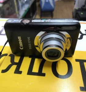 Canon Digital IXUS 115 HS