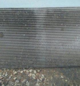 Радиатор кондиционера хендай акцент автомат