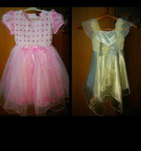Шикарные платья для девочки