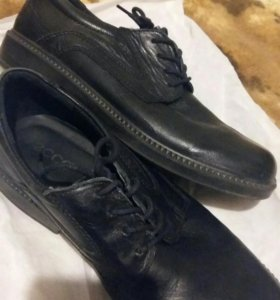 Туфли фирмы ecco для мальчика размер 40