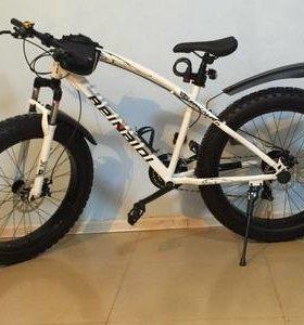 Новые Велосипеды Фэтбайки
