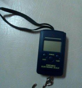 Весы электронны