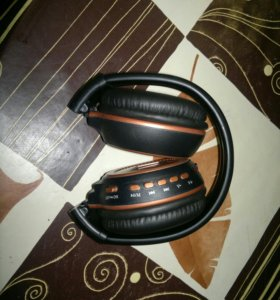 N65 Stereo Bluetooth Headphones With Call Mic