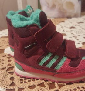 Оригинальные Ботинки Адидас для девочки