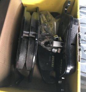 Колодки тормозные Ауди А-6