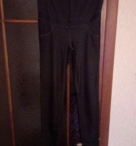 Леггинсы для беременных (как джинсы)