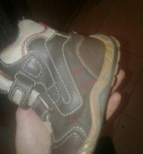 Ботинки сапожки Котофей
