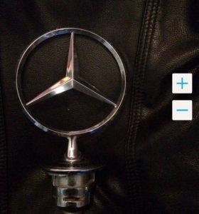 Эмблема не Mercedes Benz на капот