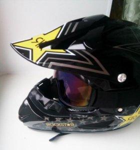 Шлем новый!!!Обмен