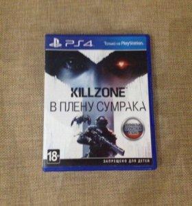 Игра на PlayStation 4 Kill zone в плену сумрака