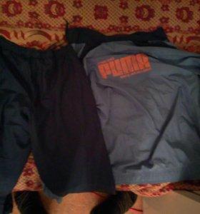 Фирменный спортивный костюм PUMA