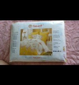 Комплект постельного белья 1,5 спальный Сайли Д