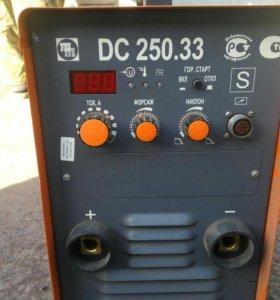 Инверторный сварочный аппарат dc 250.33