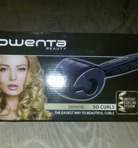 Плойка ROWENTA SO CURLS