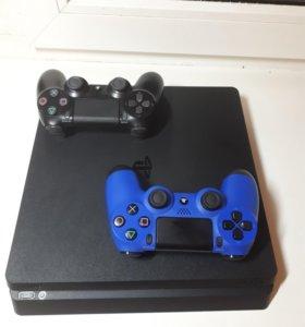 Игровая приставка PS4 1ТБ