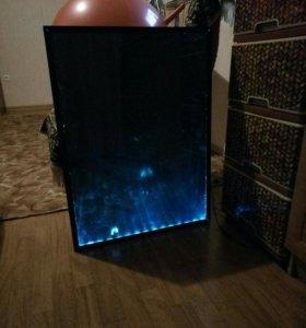 Лэд панель световая 50х70 флеш led доска