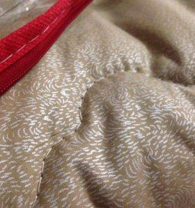 Одеяло новое двуспальное