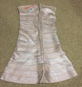 Платье в стиле Herver Leger