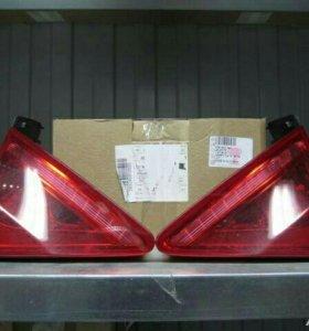 Задние фонари крышки багажника Ауди а7