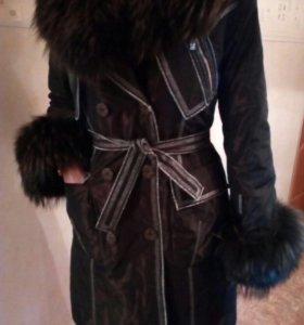 Пальто женское осень _ зима