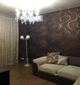 Квартира, 1 комната, 43.4 м²
