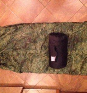 Спальный мешок Тибет 2 камуфляж НОВЫЙ