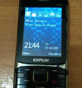 мобильный телефон Explay B240