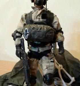 Солдат-парашютист