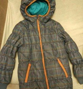 Куртка детская демисезонная р.130