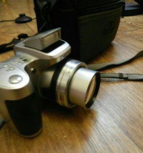 Компактный цифровой фотоаппарат kodak z650