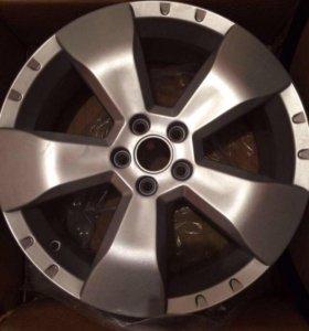 Новые литые диски 4 шт