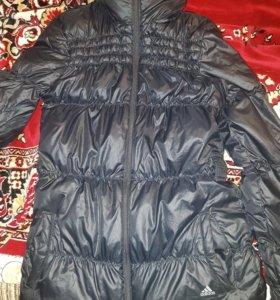 Куртка пуховик зимняя Adidas
