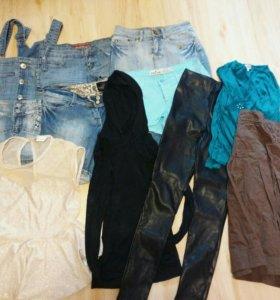 Одежда на девушку 40-42 р