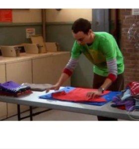 Складыватель для футболок и рубашек,свитеров