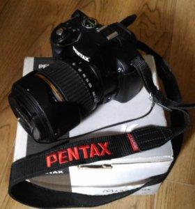 Pentax K-x + Tamron AF 18-250 F/3.5-6.3